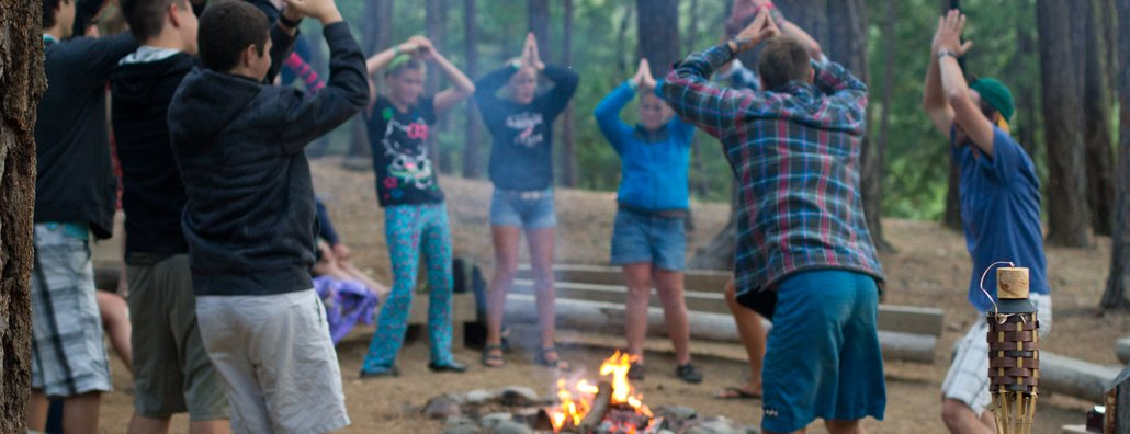 Ranch Camp 14 - campfire songs