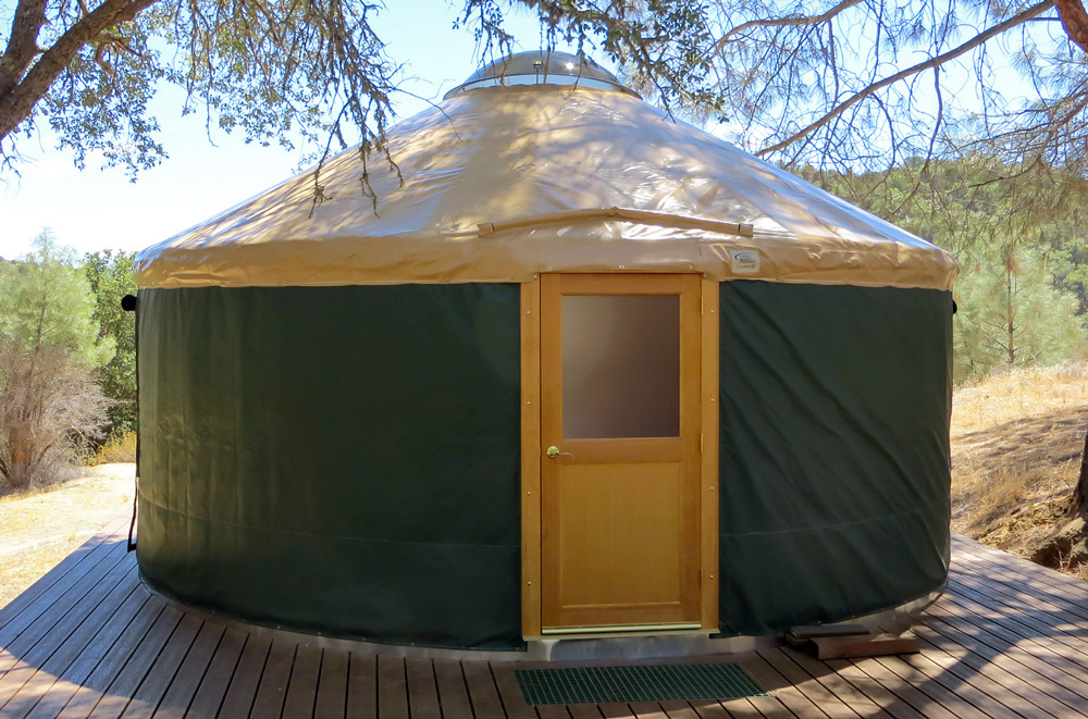 Yurt Cabin Photo