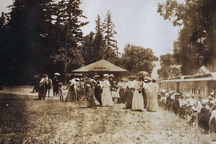 Mount Hermon Historical Photo