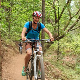 Women's Adult Mountain Bike Retreat